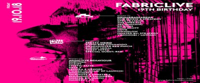 FABRICLIVE: Drum&BassArena, Pretty Weird & Addictive Behaviour