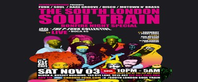 The South London Soul Train with The P-Funk Collective (Live) + More