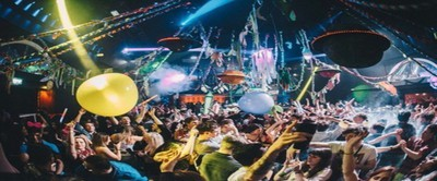 NYE Enchanted Forest Rave in London
