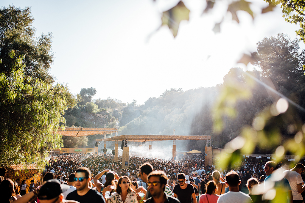 Brunch Elektronik Lisboa 2018 Open Air
