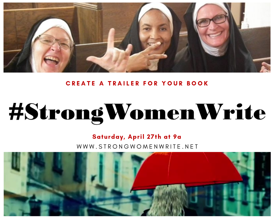 #StrongWomenWrite April Workshop